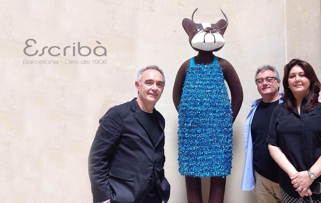 escultura, decorados en porex y poliestireno, modelado 3d en Barcelona para productos, identidad corporativa, centros comerciales, ferias y parques temáticos en Barcelona y España