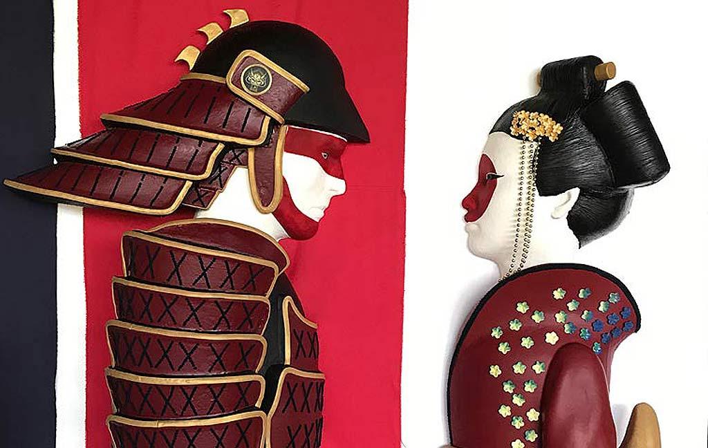 Empresa de escultura y decorados en porex en Barcelona y España Drastic Works